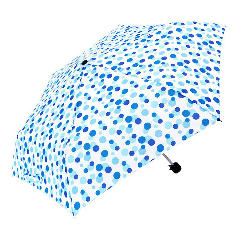 Umbrella Windproof  Super Water-Repellency Women Umbrella - BLUE 20 X 3 X 3 CM