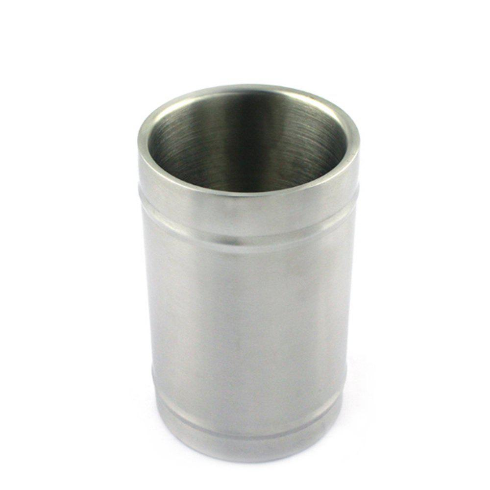 K9-3 Stainless Steel Ice Bucket - STAINLESS STEEL