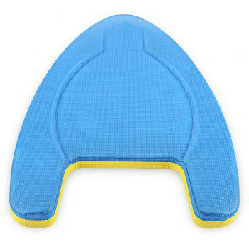 A-Shaped Children Swimming Board Swimming Floating Board - BLUE