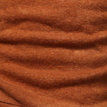 Men's New Fashion Button Stitching Solid Color Long-Sleeved Knit Sweater - CAMEL M
