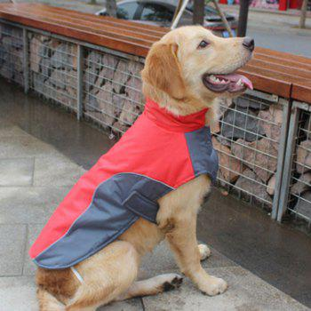 Lovoyager BL -674 New Style Dog Warm Clothing for Winter Outdoor - RED M