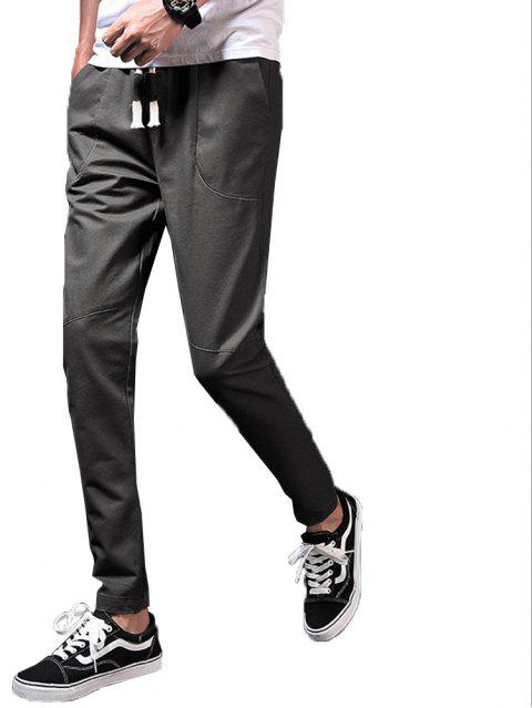 Men's Fashion and Trend Pants - DARK GRAY 35