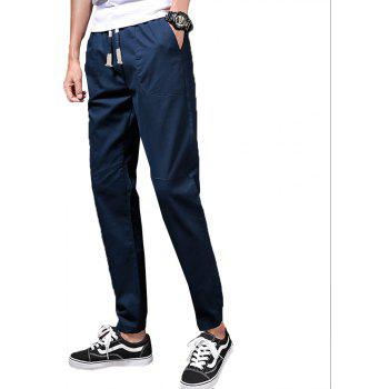 Men's Fashion and Trend Pants - BLUE 36