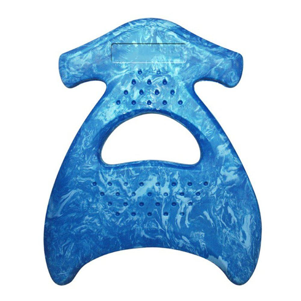 Fish Shaped Children Play Board - BLUE