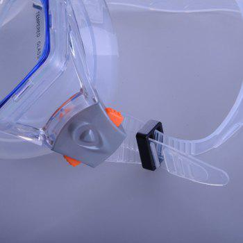 Adult High Quality Diving Glasses - BLUE