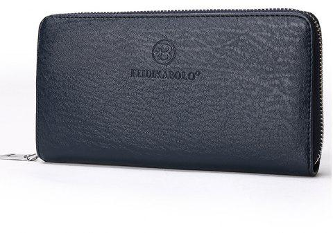 New Male Cross-section Clutch - BLUE