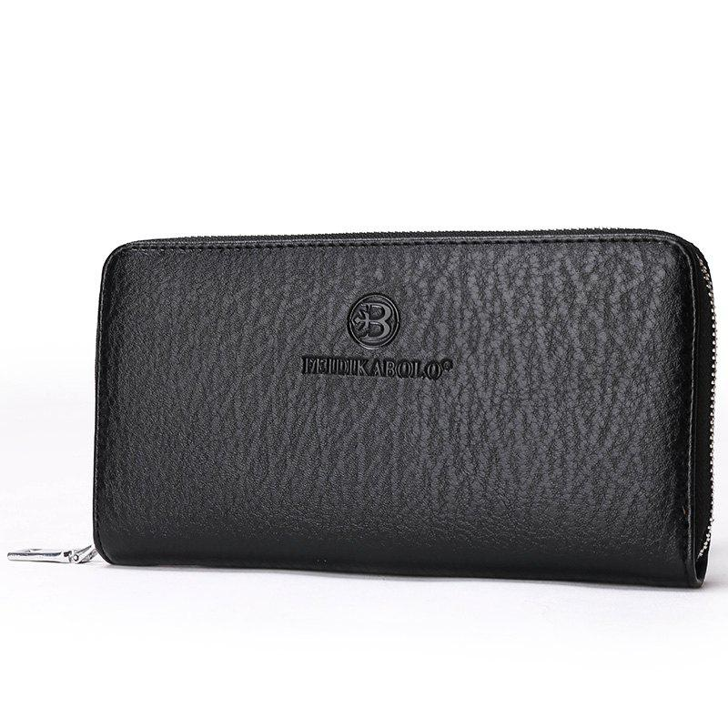 New Male Cross-section Clutch - BLACK