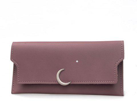 Femme Long Simple porte-monnaie - Dahlia