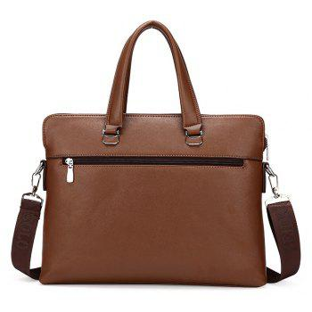 Men's New Messenger Casual Bag - BROWN
