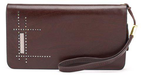 New Men's Fashion Hand Bag - BROWN