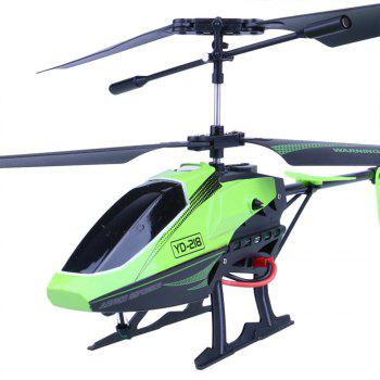 Attop YD-218 Remote Controlled Helicopter - GREEN