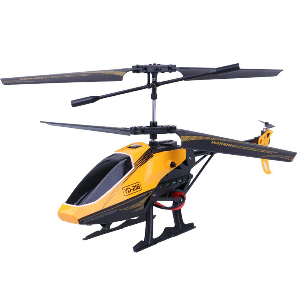 Attop YD-218 Remote Controlled Helicopter - ORANGE RED