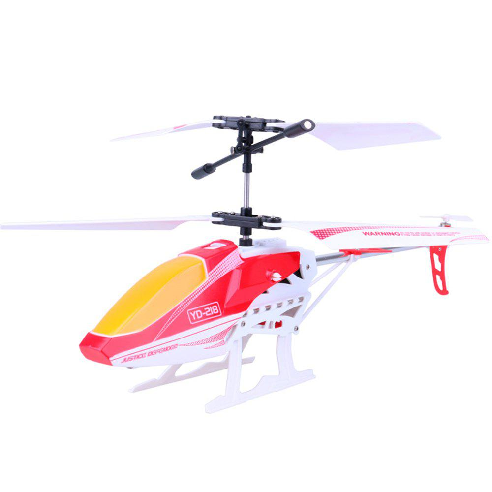 Attop YD-218 Remote Controlled Helicopter - RED