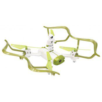 Attop W2C RC Drone with Headless Mode - WHITE