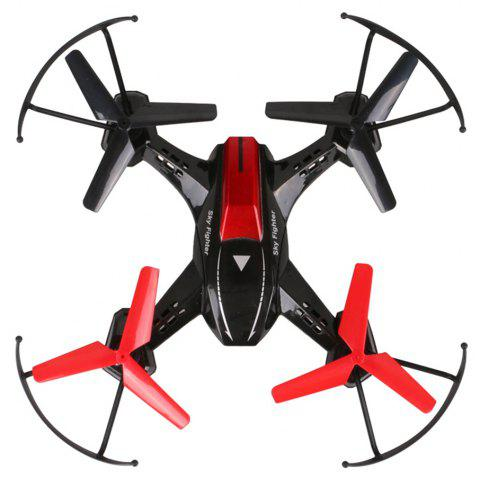 Attop 822S Drone with Headless Mode - BLACK