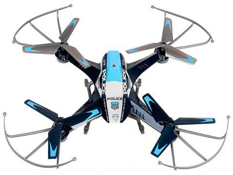 Attop  A9C  RC Drone with Headless Mode / 6-axis Gyroscope / 360 Degree Flip - BLUE