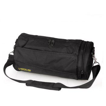 Men's Fitness to Travel Large Capacity Handbag - BLACK