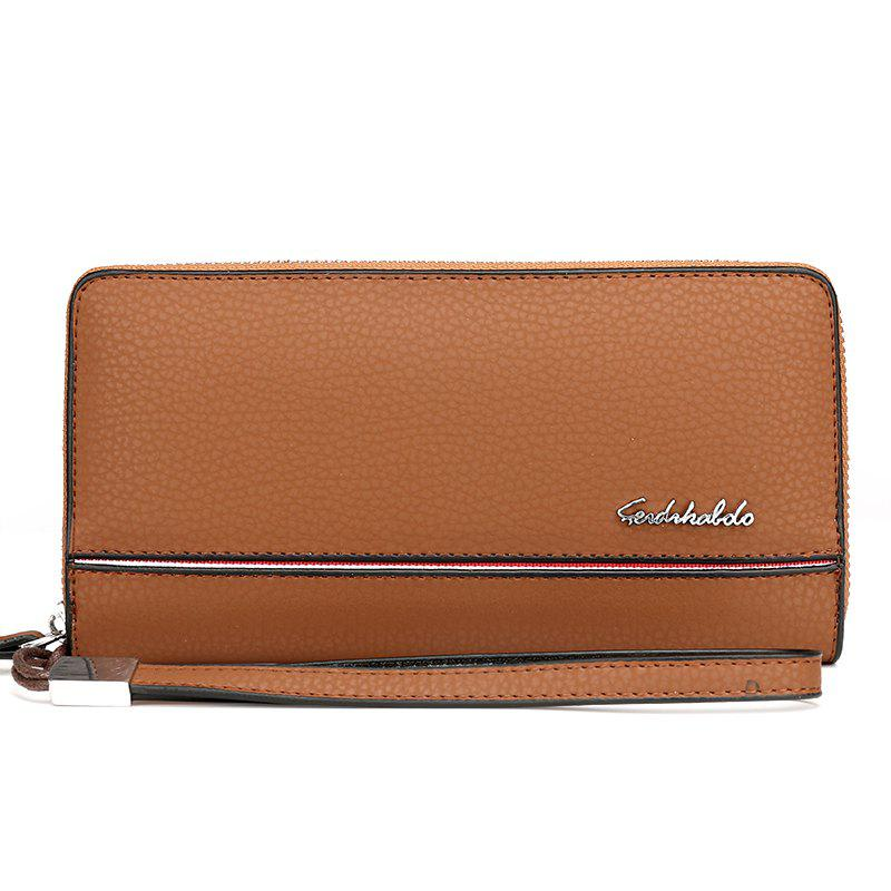 Men's New Casual Wallet - BROWN
