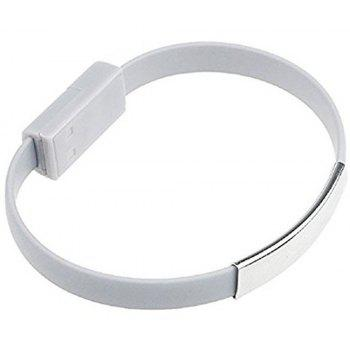 The New Fashion Movement Hand Ring Type - C Cable - WHITE