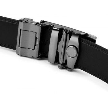 Automatic Belt Business Casual Wear - BLACK