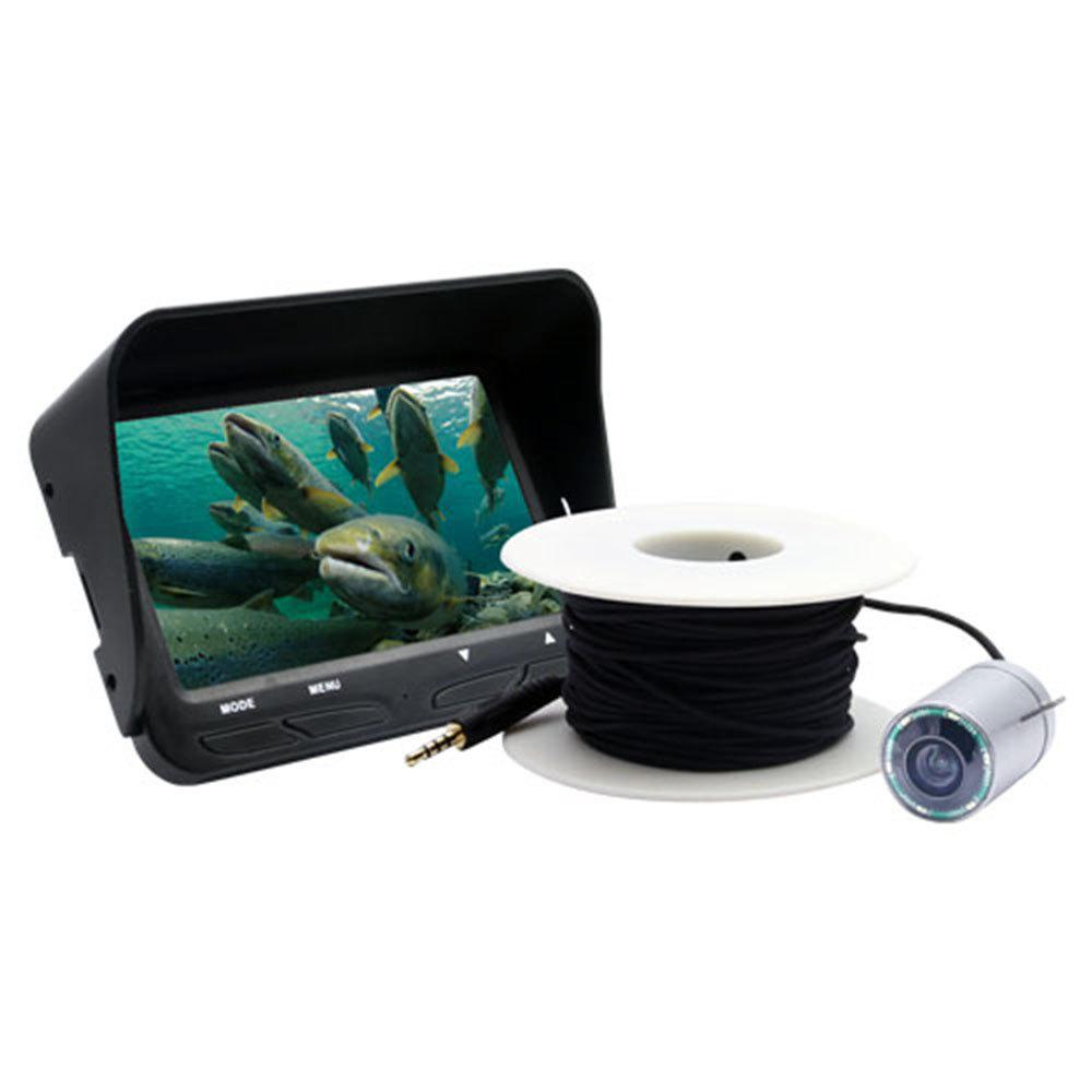 HD Protable Fish Finder Caméra - Noir