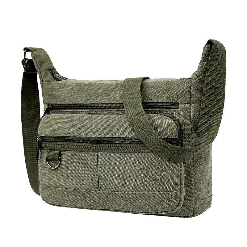 New Simple Atmosphere Men's Knapsack  2018 - GREEN