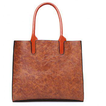 New Style Lady's Backpack Spring and Summer - BROWN