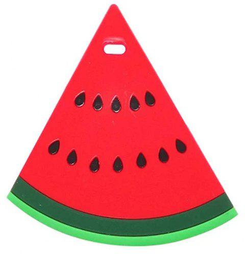 Travel Accessories Cute Fruit Sign Suitcase Luggage Tag - RED/GREEN