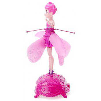 Wireless Magic Flying Fairy Toy - PINK