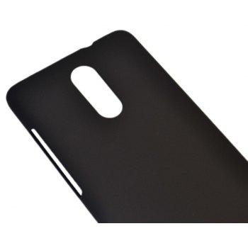 Yeshold Coque pour Redmi Note4 - Noir