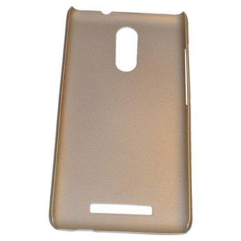 Yeshold Coque pour Redmi Note4 - Or
