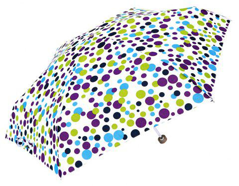 Parapluie léger Super Mesh Water-Repellency - Bleu 16 X 3 X 3 CM