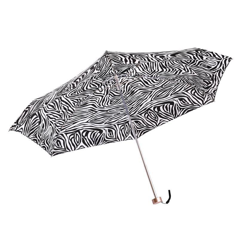 Mini Super Water-Repellency Lightweight Ladies Umbrella - BLACK 16 X 3 X 3 CM