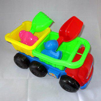 ATV Toy Double Bucket with Six-wheeler - COLORMIX