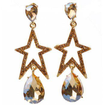 Fashion Crystal Bohemian Vintage Jewelry Earrings For Women