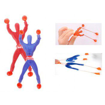 Kid Climbing Man Traditional Wall Toys 30pcs - COLORMIX