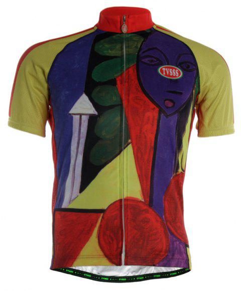 Best Graphic Design Software For Clothing | 2018 Tvsss Popular Mixed Colors Cycling Jerseys Graphic Design Of