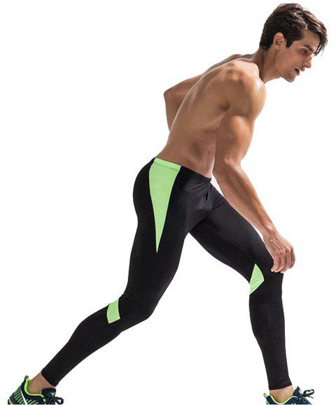 Men's Sports Quick-Drying Fitness Pants - IVY XL