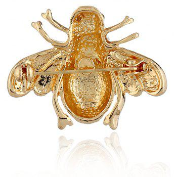 New Style of Fashion Personalized Bee Brooch - COLORMIX