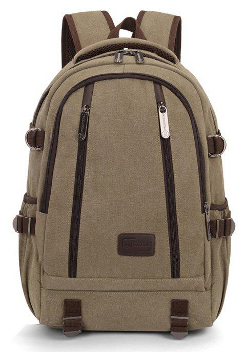 New Lightweight Large Capacity Backpack - GREEN