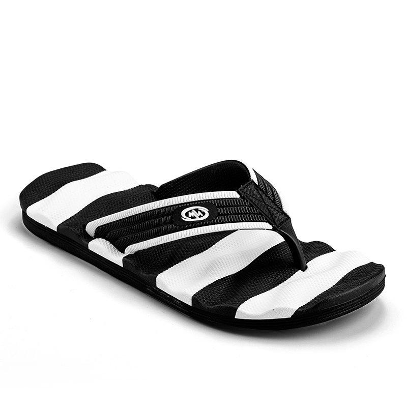 Outdoor Beach Non-slip Slipers for Man - WHITE 41