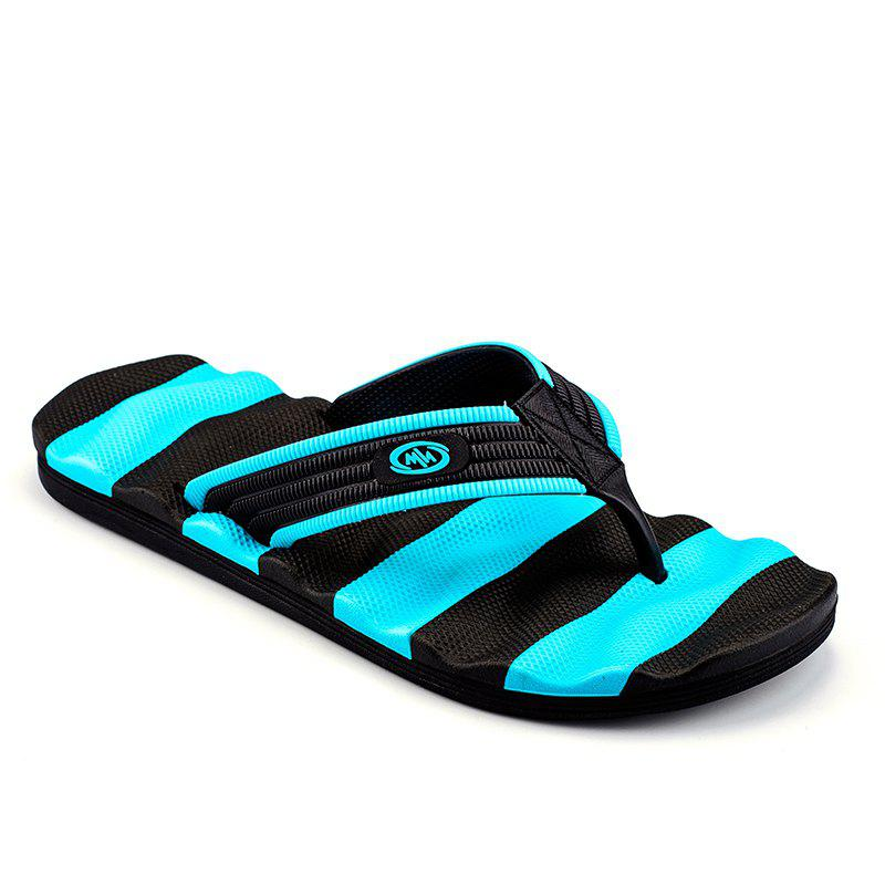 Outdoor Beach Non-slip Slipers for Man - BLUE 43
