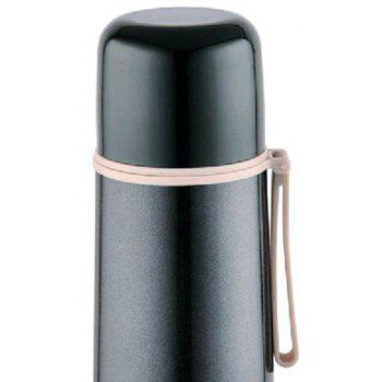 Stainless Steel Insulation Cup Sports Water Cup - BLACK