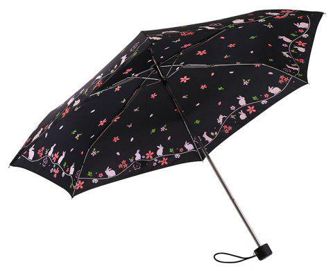 Umbrella Windproof  Super Water-Repellency Women Umbrella - BEIGE 20 X 3 X 3 CM