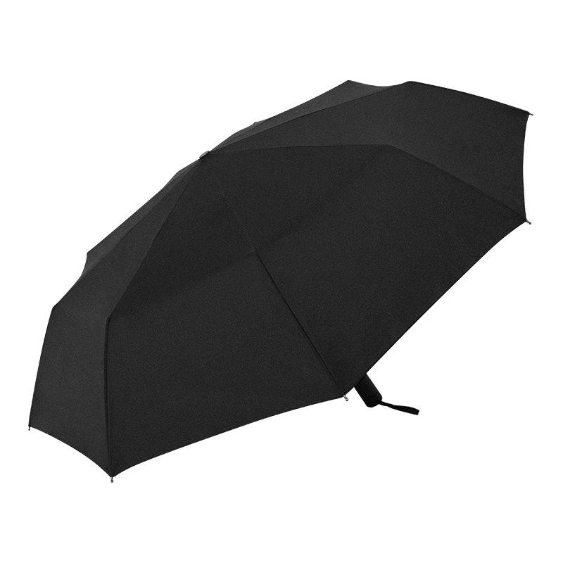 Auto Open Close Windproof Travel Umbrella for Men - BLACK 28 X 3 X 3 CM