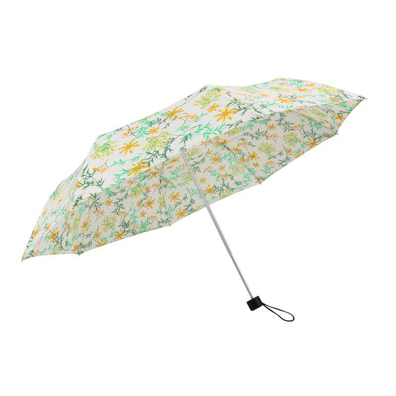Lightweight Windproof Quick Dry Travel Umbrella for Women - GREEN 25 X 3 X 3 CM