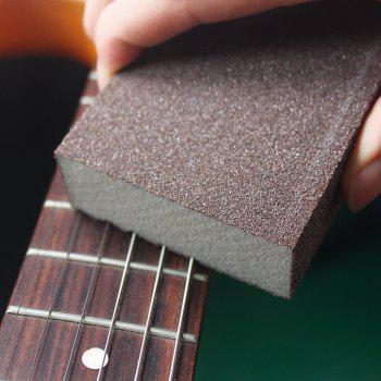 Brown Polishing Abrasive Kit Guitar Appearance Removing Scratches - BROWN