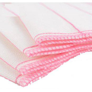 3M Scotch Brite Easy Clean 8 layers Durable Dishcloth 4 Pieces Per Pack - WHITE