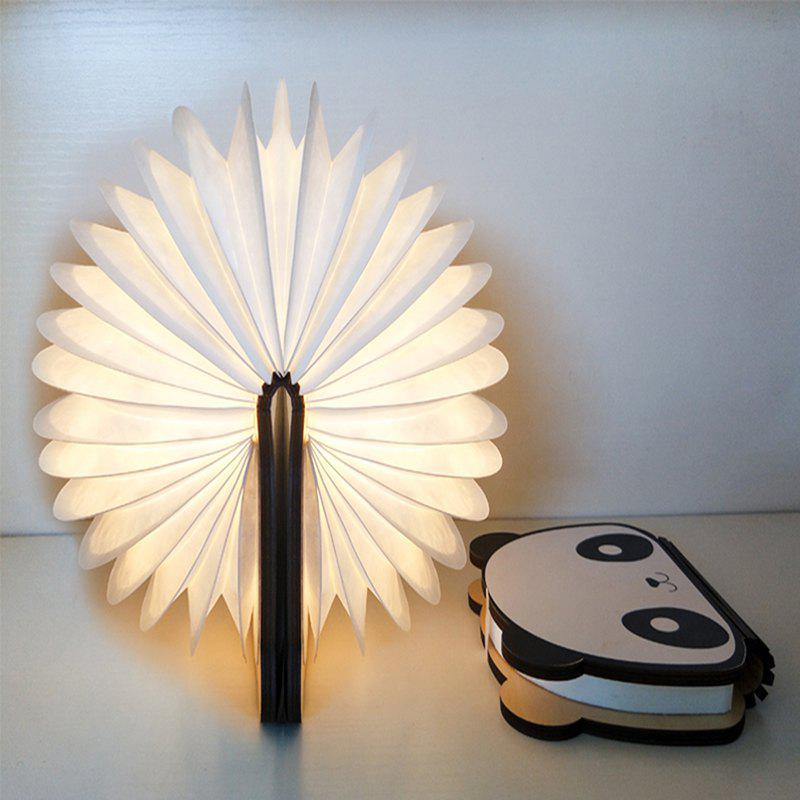 Creative Book - Panda Lamp - WHITE