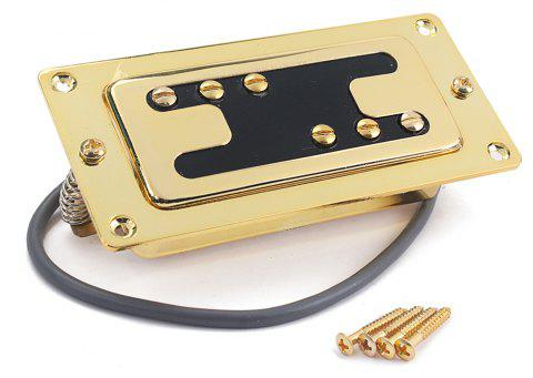 Gold Electric Guitar Humbucker Double Coil Pickup - GOLDEN